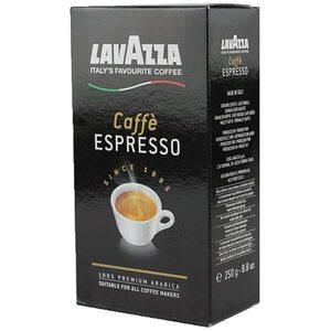 Кофе молотый фасованный Lavazza Caffe Espresso 250 гр