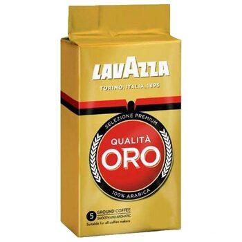 Кава мелена фасована Lavazza Qualita ORO 250 гр