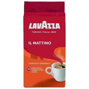 Кофе молотый фасованный Lavazza il Mattino 250 гр