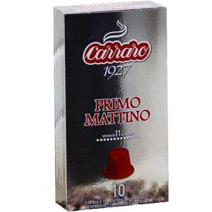 Кофе в капсулах Carraro Primo Mattino 10 шт