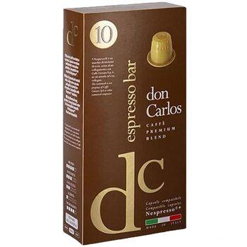 Кофе в капсулах  DC Espresso Bar 10 шт