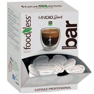 Напиток шоколадный в капсулах Dolce Gusto Миникао Темное TM Foodness, 1шт.
