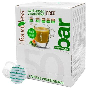 Напиток в капсулах Dolce Gusto Зеленый кофе & Ганодерма TM Foodness, 1шт.
