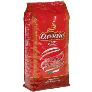 Кофе в зернах Carraro Globo Rosso 1 кг