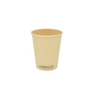 Паперовий стакан BAMBOO CUP 270 мл 100 шт