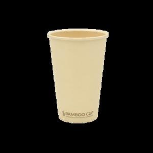Паперовий стакан BAMBOO CUP 350 мл 100 шт