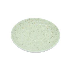 """Блюдце ТМ """"INKER"""" sabbia green"""" 14 см"""