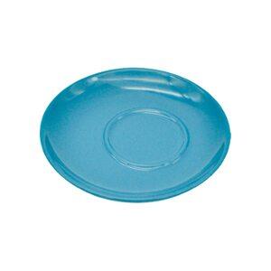 "Блюдце exc. TM ""INKER"" gl.166 blue,14 см"