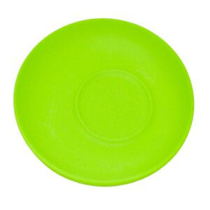 "Блюдце exc. TM ""INKER"" matte green, 16см"