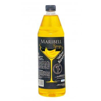 Сироп Maribell Желтый банан 900 мл