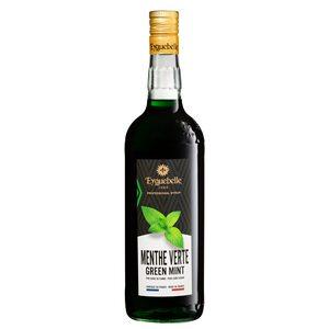 Сироп Eyguebelle Green minth (Зеленая мята) 1л