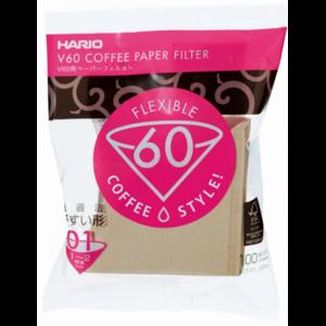 Паперовий фільтр HARIO для пуровера 02