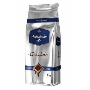 Шоколад гарячий для вендинга Ambassador Chocolate, 1 кг