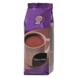 """Шоколад порошковий Black 17% ТМ """"ICS"""", 1 кг"""