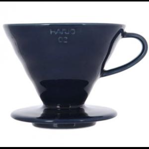 Пуровер V60 Indigo Blue Model