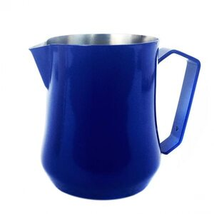 Молочник Motta Tulip стальной синий 0,50 л