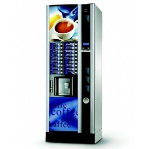Вендинговый кофейный автомат Necta Astro ES 7 б/у