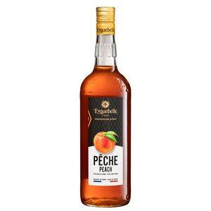 Сироп Eyguebelle Peach (Персик) 1л