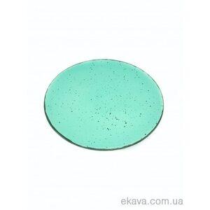 Тарелка плоская 26 CM, iris mint 2-1208 INKER
