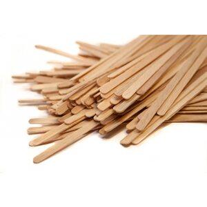 Мішалки деревяні 140 мм 800 шт