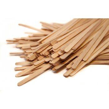 Мешалки деревянные 140 мм 800 шт