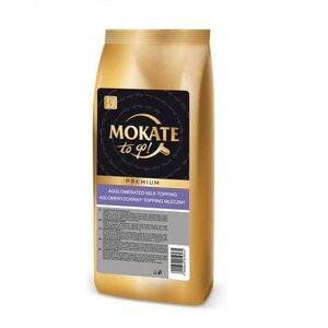 "Молоко в гранулах Milk Topping Premium ТМ ""Mokate"", 0.75 кг"