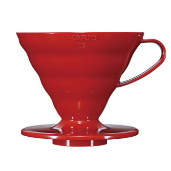 Пуровер HARIO V60 02 красный