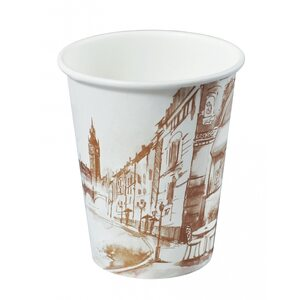Бумажный стакан Vendocup 175 мл 100 шт