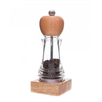 Мельница для соли и перца на подставке 165 мм