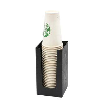 Диспенсер для паперових склянок або кришок пластик