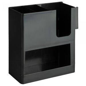 Диспенсер для бумажных стаканов, крышек и капхолдеров на 3 ячейки - 2