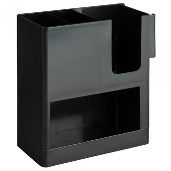 Диспенсер для паперових склянок, кришок і капхолдеров на 3 осередки - 2