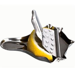 Пресс для дольки лимона